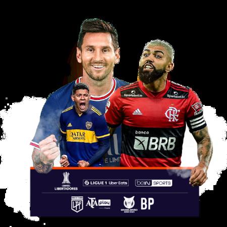 <b>Live</b> Soccer games – Argentine league, Brasileirão and more ...